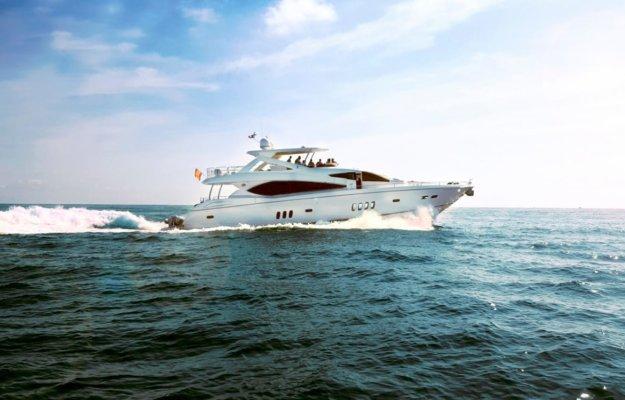 Alquiler Sunseeker 88 Fly Bridge Ibiza